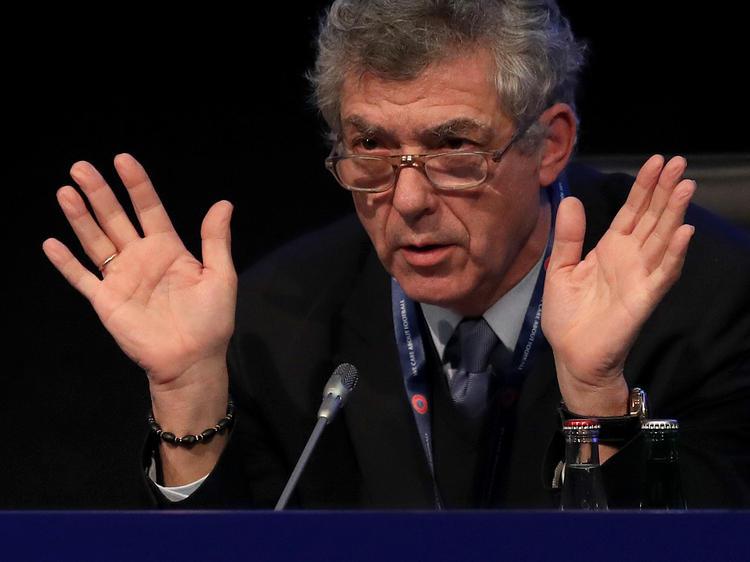Villar, reelegido por octava vez presidente del fútbol español. (Foto: Getty)