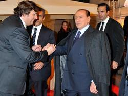 Silvio Berlusconi will den Etat des AC Milan kürzen