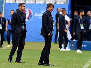 Italien-Coach Conte hat großen Respekt vor Spanien