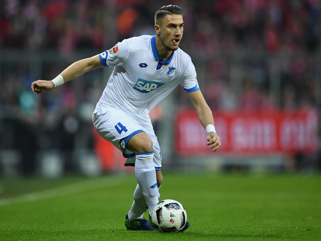 Ermin Bičakčić ist momentan unzufrieden in Hoffenheim