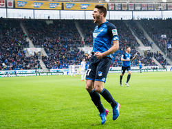 Andrej Kramarić erzielte bereits acht Saisontreffer für Hoffenheim