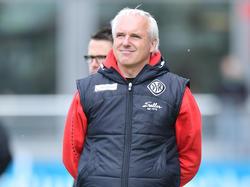 Fünf neue Spieler für Coach Peter Vollmann