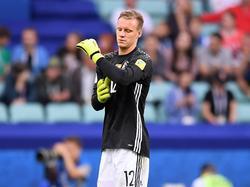 Bernd Leno hofft weiterhin, dass er für die WM 2018 nominiert wird