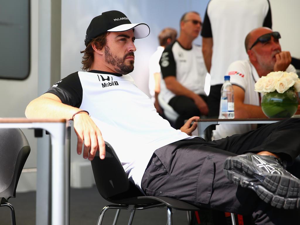 Fernando Alonso - 280 Starts