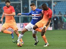 Meister Juve verpflichtet Patrik Schick aus Genua
