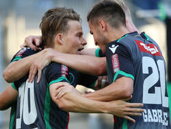 Fulminanter Sieg von Wacker Innsbruck