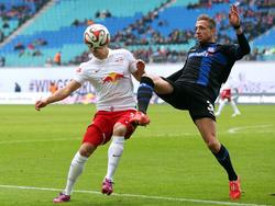 Timm Golley (r.) spielt künftig in Wiesbaden