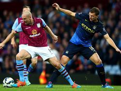 Philippe Senderos verlässt Aston Villa und wechselt zu GC