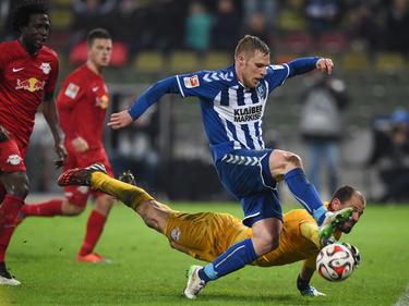 Der Karlsruher SC verliert offenbar seinen Torjäger Hennings