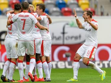 Düsseldorf holte verdiente drei Punkte gegen Bochum