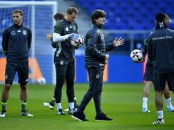 Joachim Löw gönnt seinen Spielern eine längere Pause