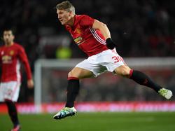 Bastian Schweinsseiger darf sich Hoffnungen auf einen Einsatz für Manchester United machen