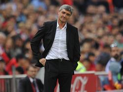 Juande Ramos und der FC Málaga haben sich getrennt