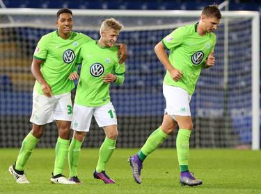 Anton Donkor (l.) wechselt zum FC Everton
