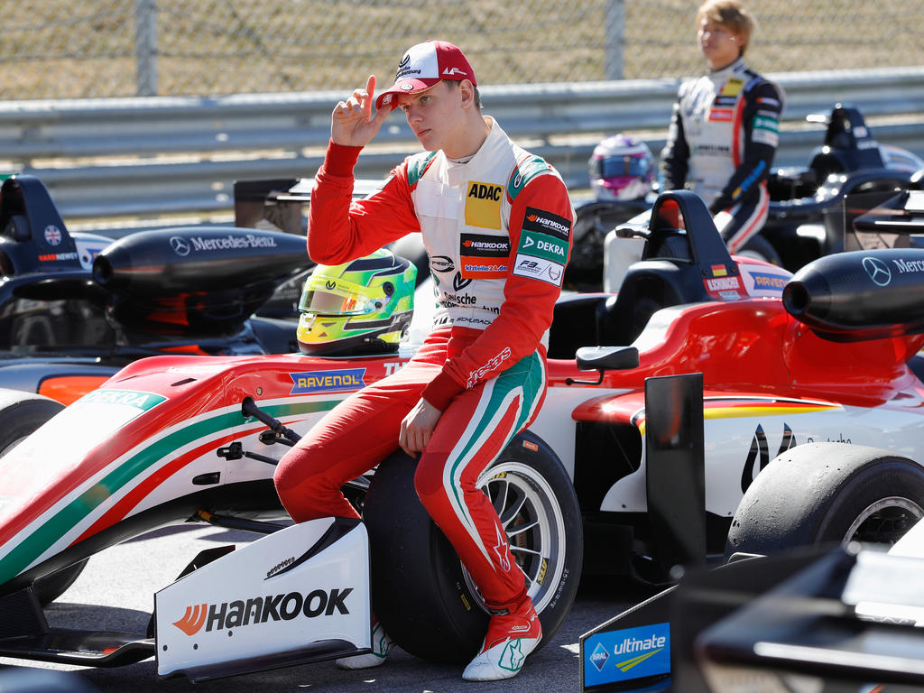 Mick Schumacher: Michael Schumachers Sohn mit Crash in Silverstone