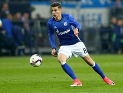 Leon Goretzka steht noch bis 2018 bei Schalke 04 unter Vertrag