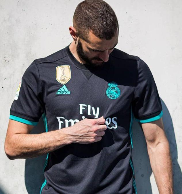 Real Madrid (Auswärtstrikot)