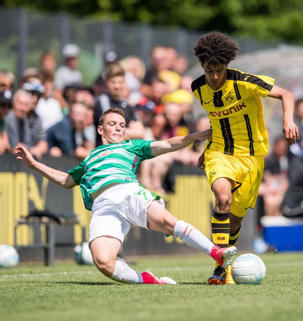 Pascal Hackethal (Werder Bremen)