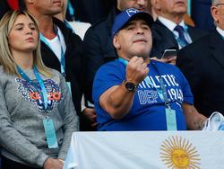 Diego Maradona ist von Harry Kane überzeugt