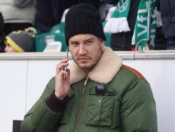 Nicklas Bendtner konnte sich einen Seitenhieb in Richtung Tottenham nicht verkneifen
