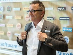 Norbert Meier hat nun sein Trainerteam vollständig zusammengestellt