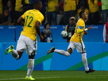 Neymar quiere llevar a Brasil a la final de Río. (Foto: Getty)