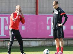 Für Holger Badstuber war der Umgang mit Guardiola nicht immer leicht