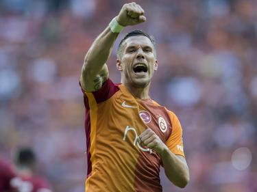Doppelter Torschütze am Sonntag: Lukas Podolski