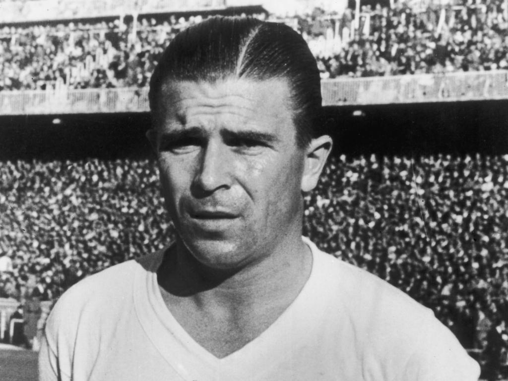 Einer der ganz Großen: Ferenc Puskás