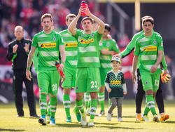 Die Gladbacher siegten mit 2:1 beim FSV Mainz 05