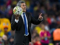 QuiqueSetién wird in Sevilla Nachfolger von Alexis Trujillo