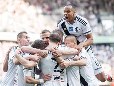 Legia Warszawa ist erneut Meister in Polen