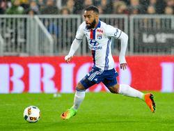 Alexandre Lacazette hat sich positiv über den BVB geäußert