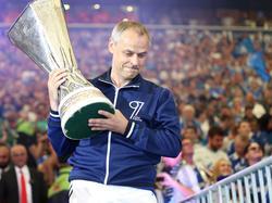 Olaf Thon gehört zu den Schalker Europacup-Helden von 1997