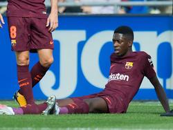 Ousmane Dembélé fehlt dem FC Barcelona monatelang