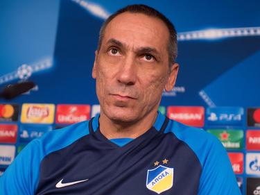 Georgios Donis hat APOEL Nikosia seinen Rücktritt angeboten