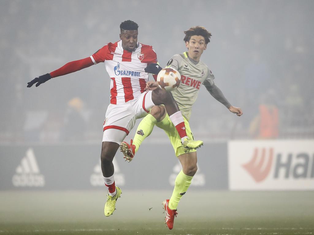 Der 1. FC Köln verliert sein Europa-Endspiel in Belgrad