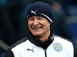 Leicester-Trainer Claudio Ranieri soll einen Orden bekommen