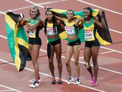Staffel-Gold für Jamaika