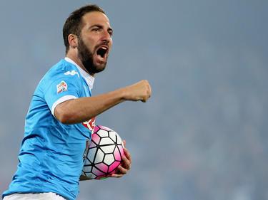Knipst Gonzalo Higuaín bald für Juve?