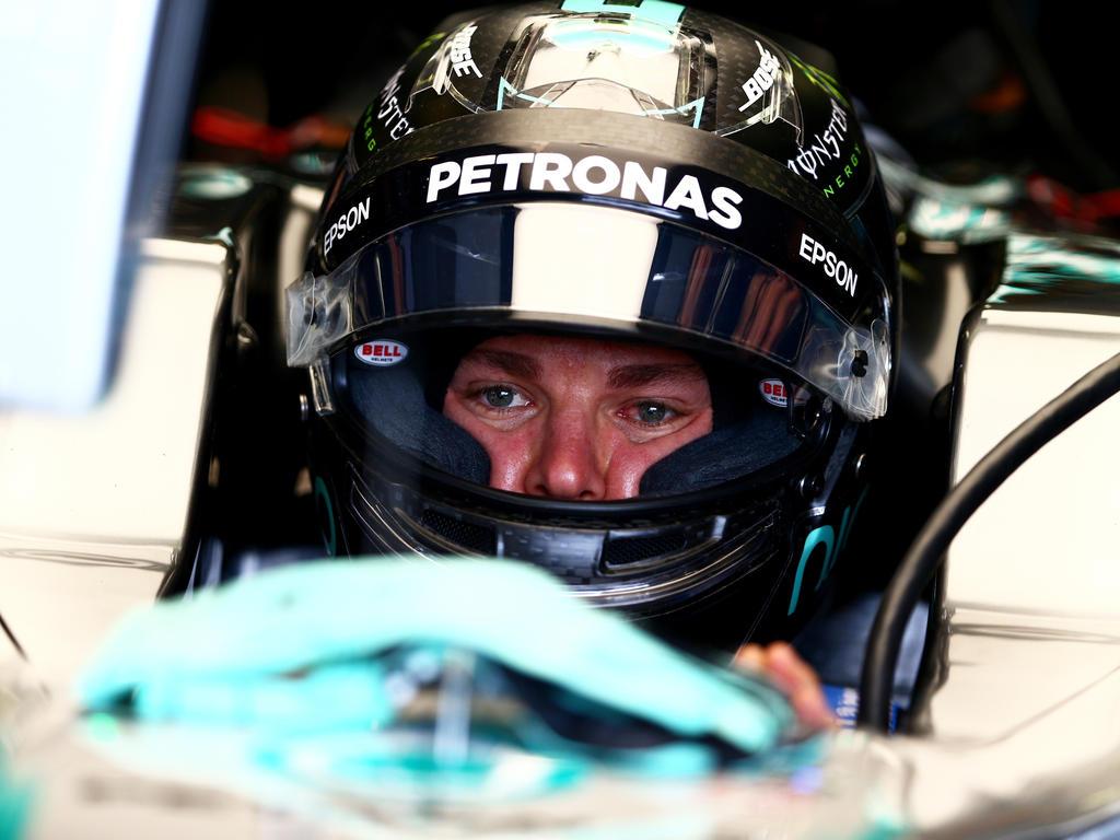 Nico Rosberg ist sich sicher, dass er ausreichend verlangsamt hat
