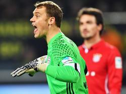 Manuel Neuer nimmt seine Kollegen vom FC Bayern in die Pflicht