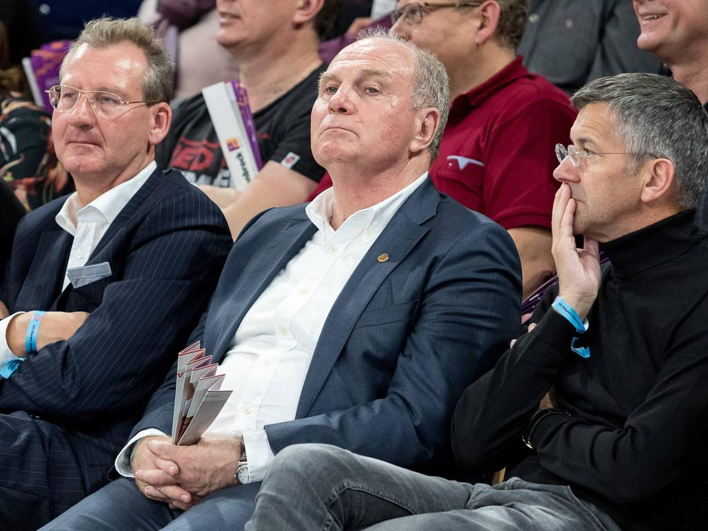 Hoeneß sagt nach BVB-Attacke