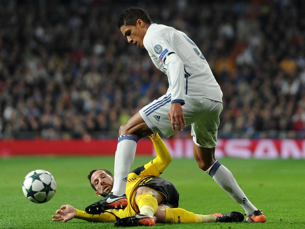 Raphaël Varanes Haus wurde während des BVB-Spiels von Einbrechern heimgesucht