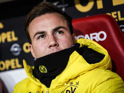 Mario Götze arbeitet an seiner Rückkehr bei Borussia Dortmund