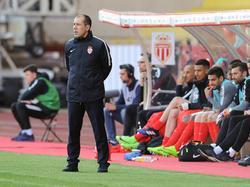 Monacos Coach Leonardo Jardim steht für Offensivfußball