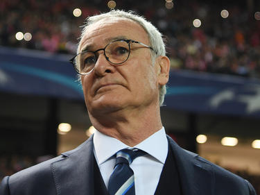 Clauido Ranieri en la eliminatoria de Champions contra el Sevilla. (Foto: Getty)