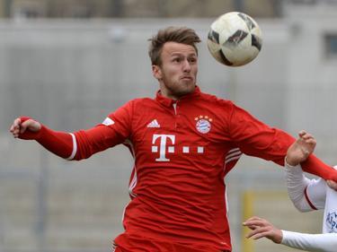 Leon Fesser verteidigt in der kommenden Saison für den SC Paderborn