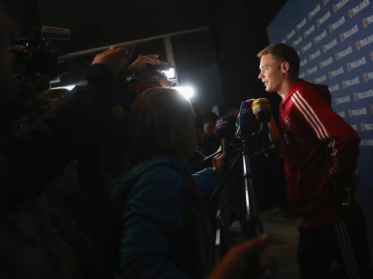 Manuel Neuers Fußverletzung schlägt hohe Welle beim FC Bayern