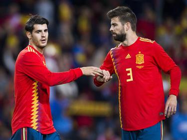 Müssen Morata, Pique und Co. tatsächlich um die WM bangen?